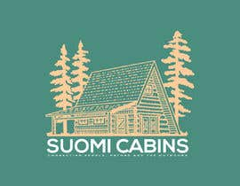 #92 for I need a Logo Designer for log cabin holiday family business af kuhinur7461