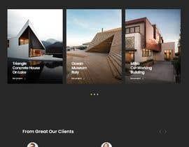#20 for Build chique webpage for real estate advisor af faridahmed97x