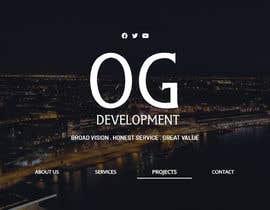 #34 for Build chique webpage for real estate advisor af dybarra