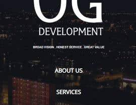 #35 for Build chique webpage for real estate advisor af dybarra