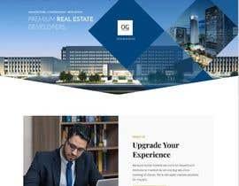 #90 for Build chique webpage for real estate advisor af fashikur110