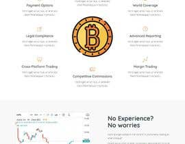 #10 for Website for our Crypto Token (train rails) by muaazbintahir