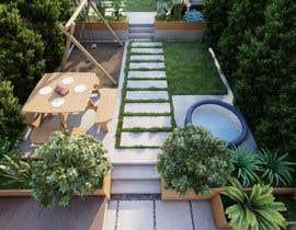 nº 10 pour Landscaping design par mohamadbesher