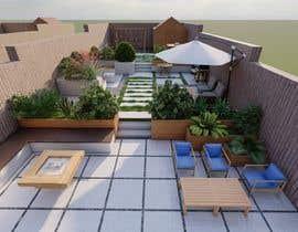 nº 13 pour Landscaping design par mohamadbesher