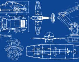 #6 для Industrial workshop wall design от harrisonRosevich