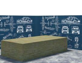 #24 для Industrial workshop wall design от MuskaanPehal