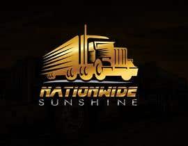 Nro 174 kilpailuun Trucking Logo käyttäjältä iamelhassnaoui