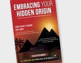 #6 for Drawer Flier done for Adult Egyptian magic school af rabbihmd