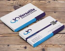 #20 untuk Create an amazing Business card design oleh benashu26