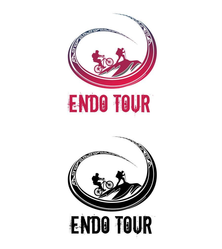 Konkurrenceindlæg #                                        19                                      for                                         Logo design for EndoTour