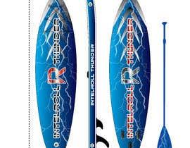 Nro 23 kilpailuun Paddleboard Design käyttäjältä FaridKhan039