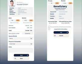 Nro 4 kilpailuun Design 2 pages for mobile app käyttäjältä astudilloalex1