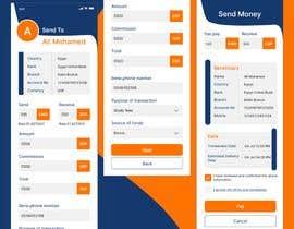 Nro 33 kilpailuun Design 2 pages for mobile app käyttäjältä SHAIMAAZAKOUT