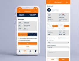 Nro 7 kilpailuun Design 2 pages for mobile app käyttäjältä malekAs