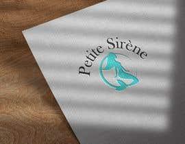 Nro 38 kilpailuun Create a nice combination mark logo for a mermaid swimming school käyttäjältä mrtrahman