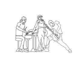 #15 para A simple illustration of a band por tkarlington