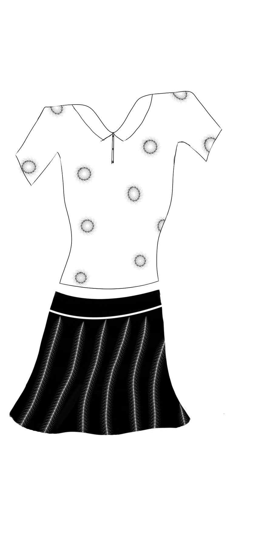 Bài tham dự cuộc thi #                                        78                                      cho                                         Sportswear fashion designer - pickleball