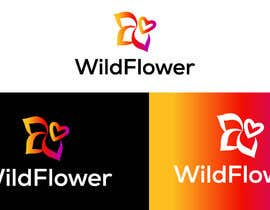 #498 for Design a logo for startup dating and connections app called WildFlower by Nazmus4852