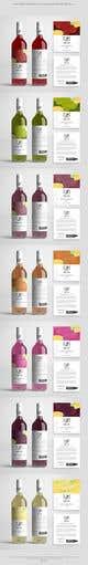 Icône de la proposition n°                                                31                                              du concours                                                 Design a wine label series