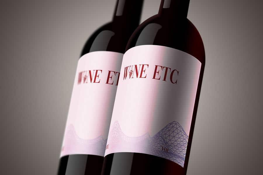Proposition n°                                        110                                      du concours                                         Design a wine label series