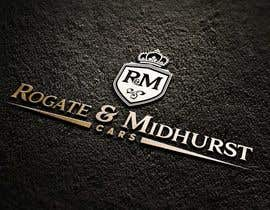 #57 for Design a Logo for Rogate & Midhurst Cars af eddesignswork