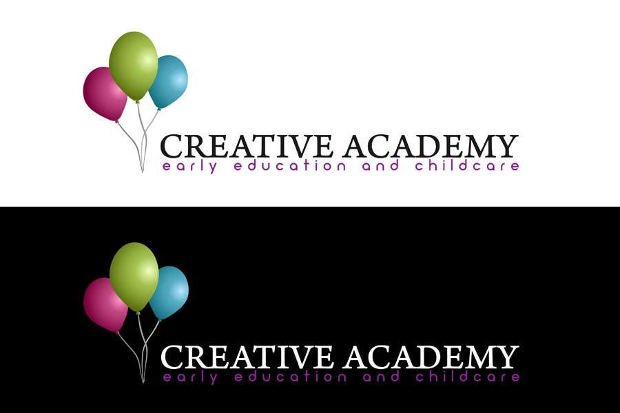 Kilpailutyö #92 kilpailussa Logo Design for Nursery Preschool