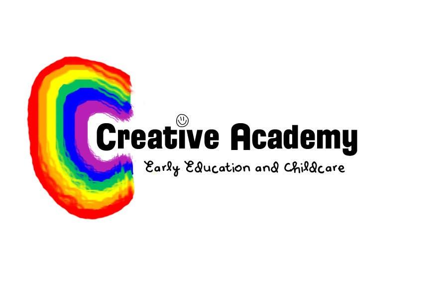 Kilpailutyö #216 kilpailussa Logo Design for Nursery Preschool