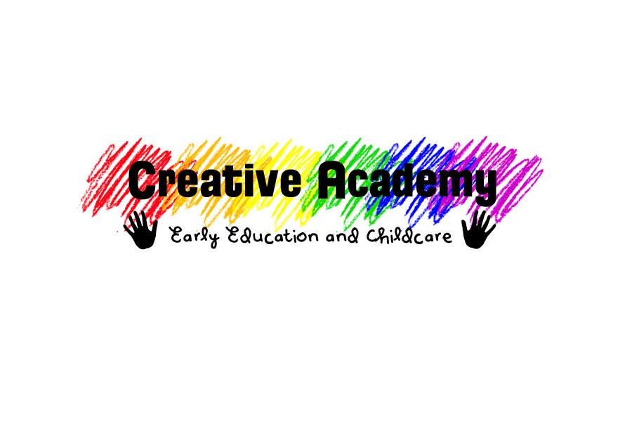 Kilpailutyö #208 kilpailussa Logo Design for Nursery Preschool