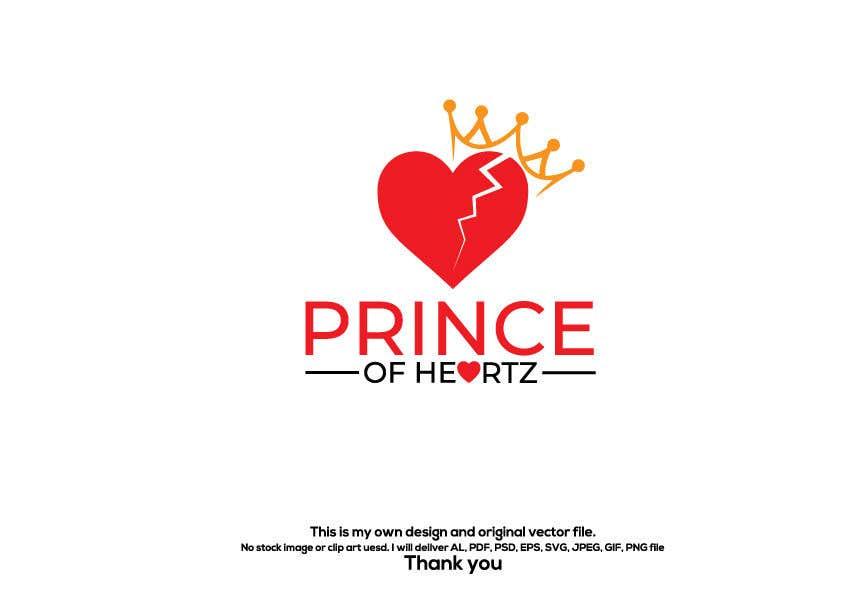 "Contest Entry #                                        263                                      for                                         ""Prince of Heartz"" Logo Concept"