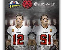 #61 for Create a Football program ad for our business by designitgor