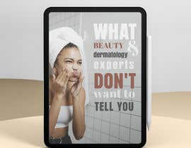 Kadrienn91 tarafından Ebook cover for skin care (being collagen the most remarkable thing) için no 17