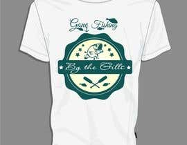 #6 para Design a T-Shirt for BY THE GILLS por drimaulo