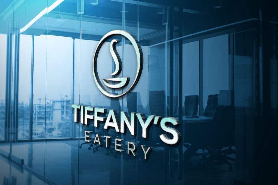 Inscrição nº                                         22                                      do Concurso para                                         Tiffany Logo