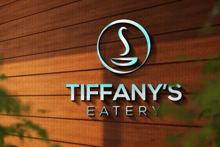 Kilpailutyö #                                        23                                      kilpailussa                                         Tiffany Logo