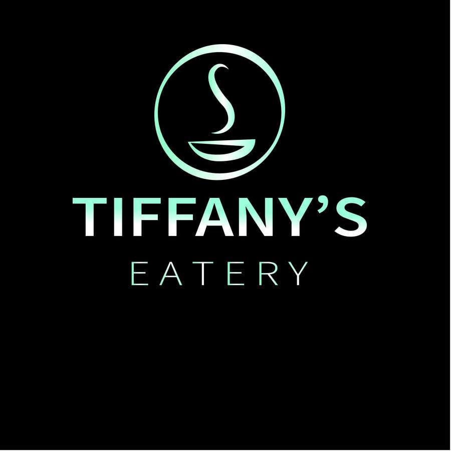Inscrição nº                                         17                                      do Concurso para                                         Tiffany Logo