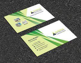#630 for business cards for roofing company by AfsanaNurBithi