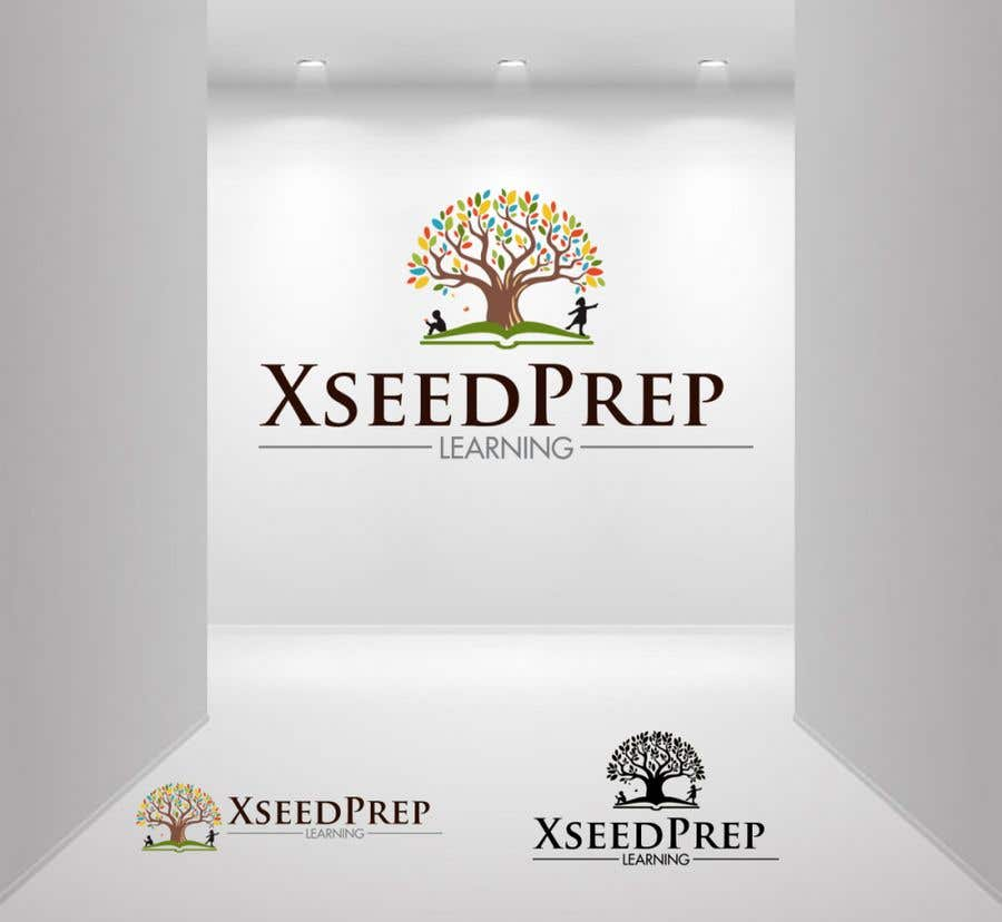 Proposition n°                                        76                                      du concours                                         Xseed prep logo and web design
