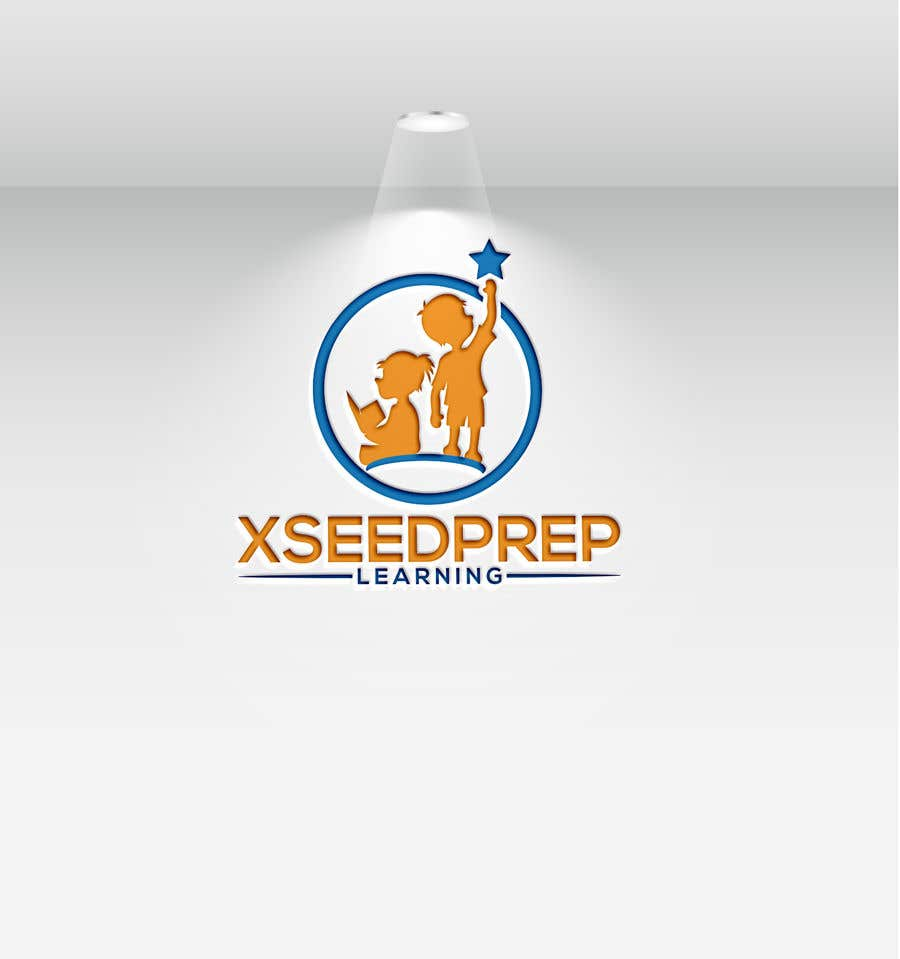 Proposition n°                                        5                                      du concours                                         Xseed prep logo and web design