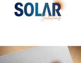 Nro 70 kilpailuun logo for a solar company käyttäjältä ritziov
