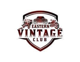 logoque tarafından Vintage club logo için no 53