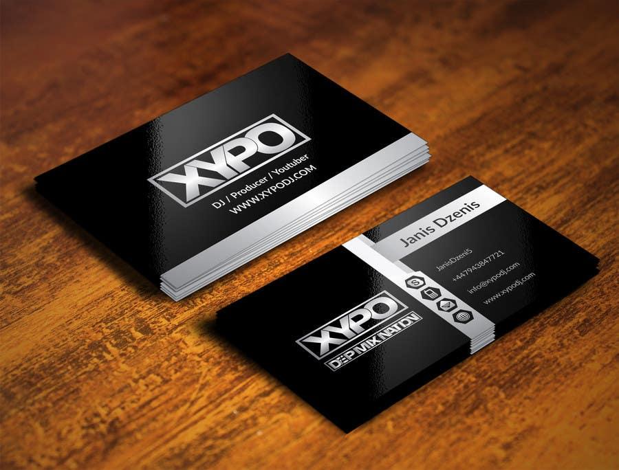 Konkurrenceindlæg #72 for BUSINESS CARD DESIGN