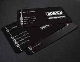 #24 cho BUSINESS CARD DESIGN bởi flechero