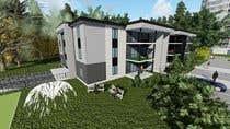 3D Rendering Konkurrenceindlæg #3 for Backyard Landscaping