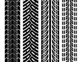 nº 21 pour Tire pattern design par FlyerLogoExpert