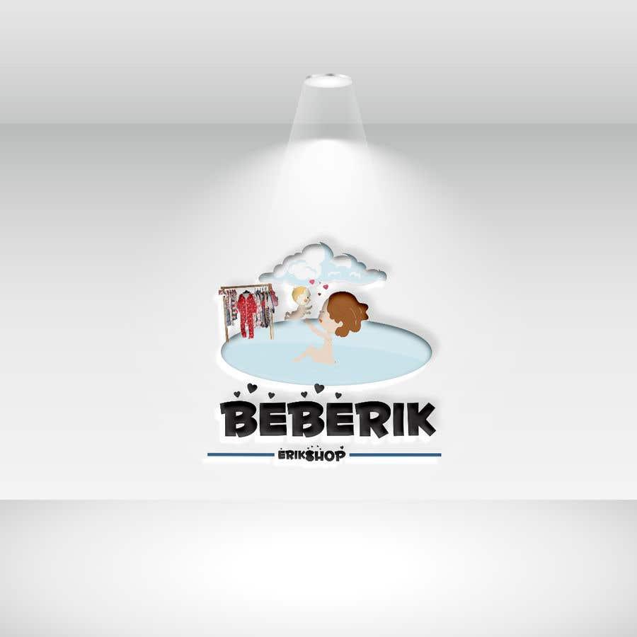 Konkurrenceindlæg #                                        102                                      for                                         Logo Design for a baby clothing shop