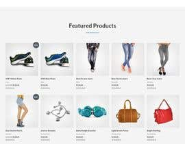 #8 для I want a beautiful and attractive website for my ecommerce business от imahaveer