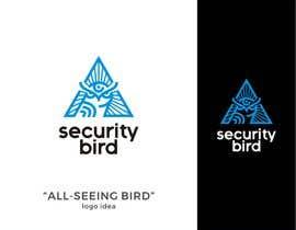 Nro 1326 kilpailuun Design a logo and style for our company SecurityBird käyttäjältä ura