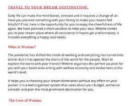 Deepanshu0405 tarafından Write me a press release  that is  the best in the world için no 37