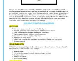 #10 untuk DIY Credit Repair eBook oleh priyajen