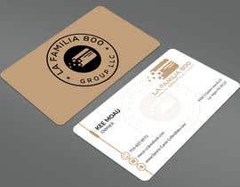 Nro 89 kilpailuun Business Card Design käyttäjältä roysoykot